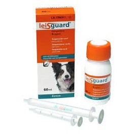 leisguard 60 ml leishmaniasis en perros